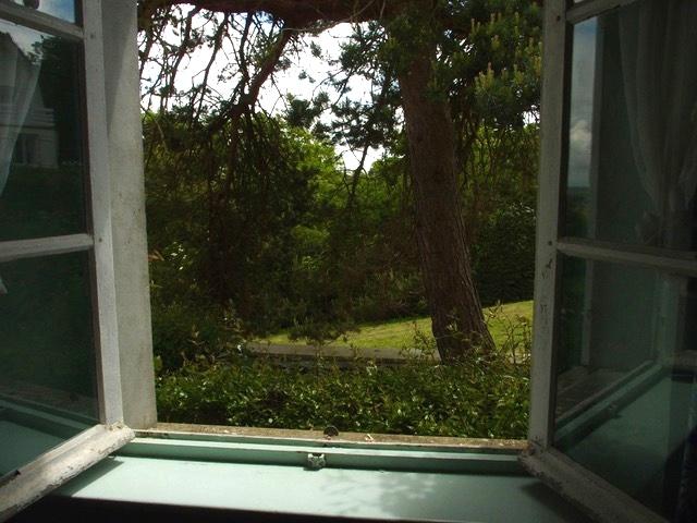 Fenêtre-Sur-Jardin