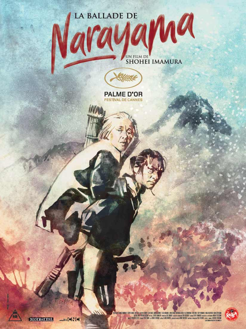 Affiche la ballade de Narayam