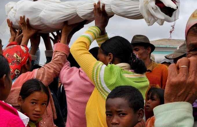 Rituel Madagascar