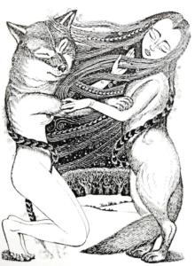 loba femme louve